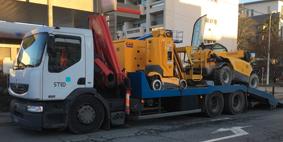 Renault-porteur-porte-engins-STED-Transport